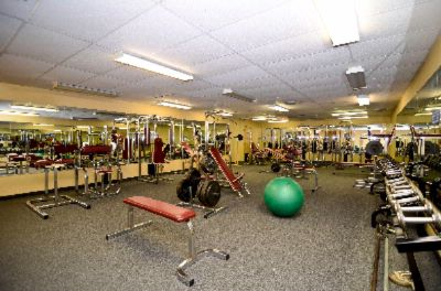 Large Fitness Center 5 of 11