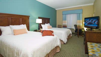 Hampton Inn & Suites Baton Rouge / Port Allen 1 of 7