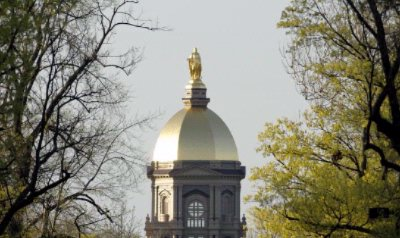 Notre Dame Golden Dome -Within Walking Distance 3 of 3