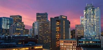 Hyatt Regency Boston 1 Ave De Lafayette Ma 02111