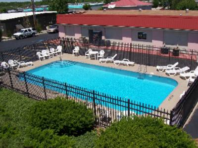 Make A Splash In Our Outdoor Pool! 4 of 6