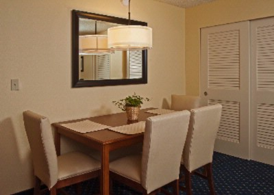 One Bed Room King Suite Dinning Area 13 of 21