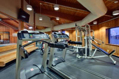 Burn Off Some Excess Energy In Our Fitness Center 7 of 12