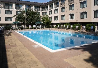 Make A Splash In The Heated Outdoor Pool During The Summer Months 9 of 12