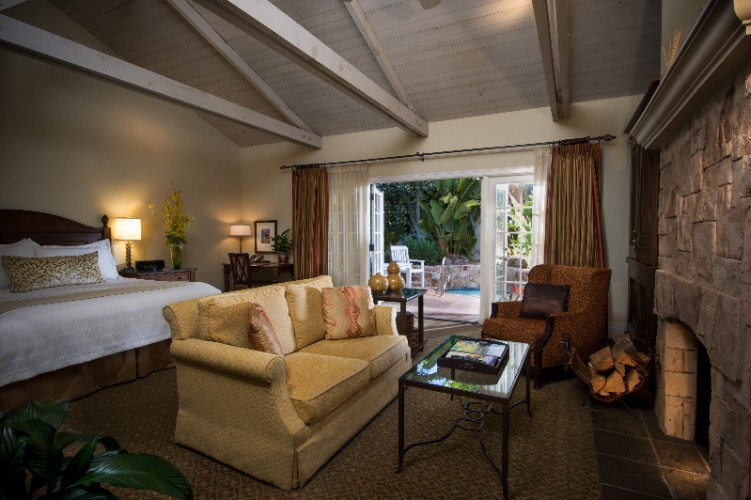 Garden Spa Room At The Lodge At Pebble Beach 4 of 9