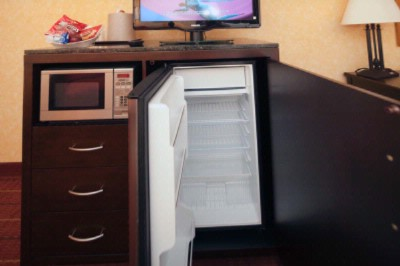 Refrigerators/microwaves In All Guest Rooms. 9 of 16
