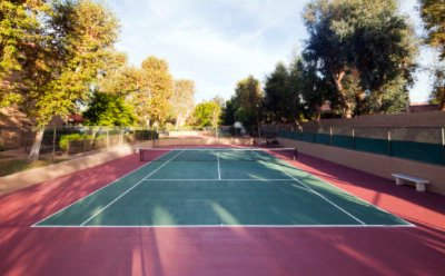 Just Renovated Tennis Courts 10 of 16