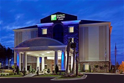 Holiday Inn Express Suites Atlanta Southwest Fairburn 7905 Senoia Rd Ga 30213