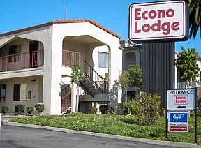 Image of Econo Lodge Castro Valley