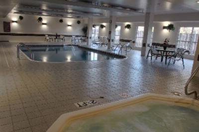Indoor Pool And Spa 8 of 11