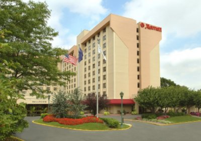 Image of New York Laguardia Airport Marriott Hotel
