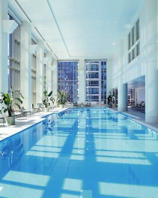 The Peninsula Chicago Spa -Pool 7 of 11
