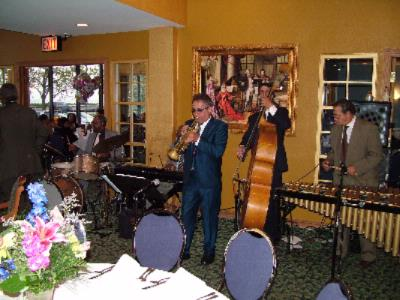 We Have Live Jazz On Fridays 7 of 9