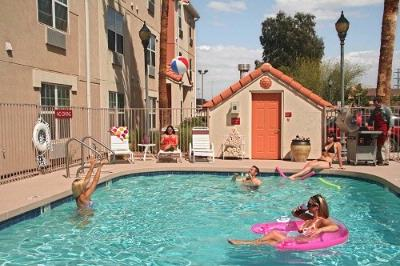 Relax Or Have Fun In Our Outdoor Pool Area 6 of 12