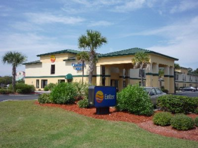 Comfort Inn North Myrtle Beach Welcome We've Been Expecting You!