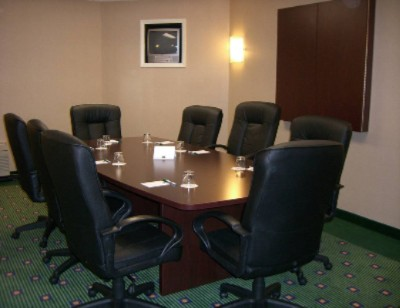 The Board Room Seats 8 People Conference Style Only. 9 of 11
