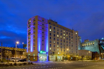 Holiday Inn Express Philadelphia Penns Landing 1 of 7