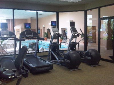 All New Precor Fitness Equipment Plus Free Weights 8 of 9
