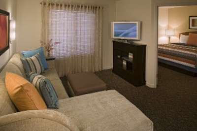 1 Bedroom Suite Living Area And Private Bedroom/bathroom 8 of 11