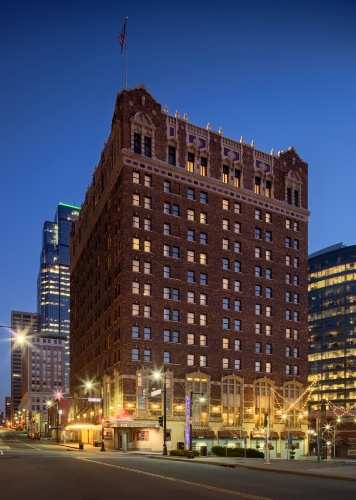 Image of Hilton President Kansas City