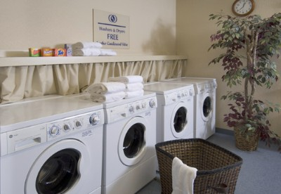 Free Laundry Facilites 9 of 13