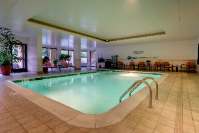 The Indoor Heated Pool And Spa 7 of 9