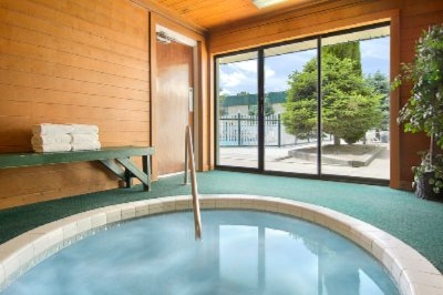 Indoor Jacuzzi And Sauna Area 9 of 10