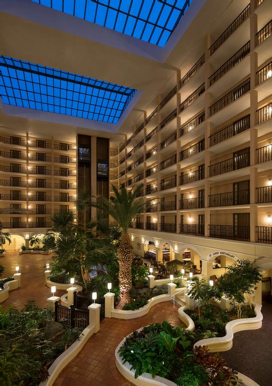 Four Points By Sheraton Suites Tampa Airport Wests 4400 West Cypress St Fl 33607