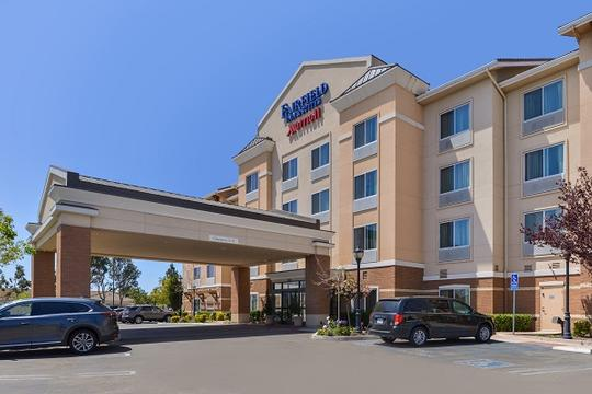Welcome To Fairfield Inn & Suites By Marriott Santa Maria Ca 2 of 16
