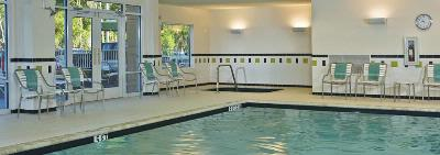 Offering Guests An Indoor Heated Pool And Whirlpool Spa 6 of 16