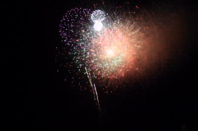 Firework Display La Quinta South Padre Island 23 of 31