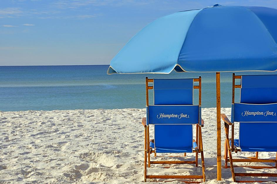 The Beautiful Beach Of The Emerald Coast 3 of 10