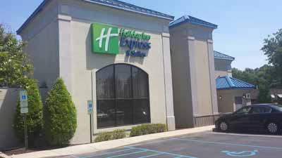 Holiday Inn Express Wilson 1 of 26