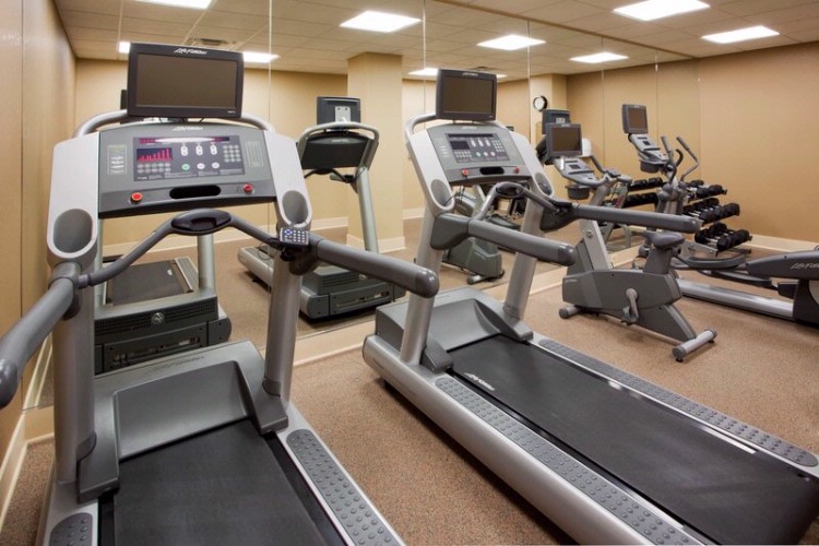 Stay Fit In Our Complimentary Fitness Center 12 of 20