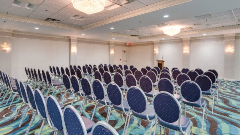 Host Your Next Business Meeting In Our Ballroom 16 of 20