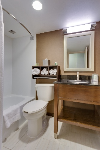 Newly Renovated Bathrooms In All Of Our Guest Rooms 19 of 20
