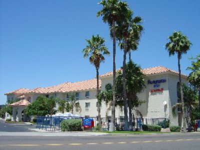 Image of Fairfield Inn by Marriott Phoenix Airport