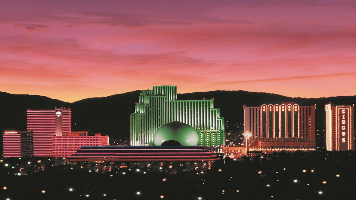 Image of Silver Legacy Resort Casino