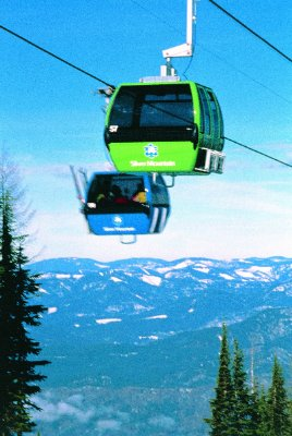 Rid The World\'s Longest Gondola (available Seasonally Both Summer And Winter) 6 of 6