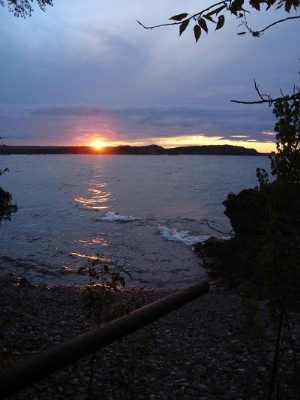Sunset At Presque Isle Park - 6 Mile Drive From Hotel 4 of 7