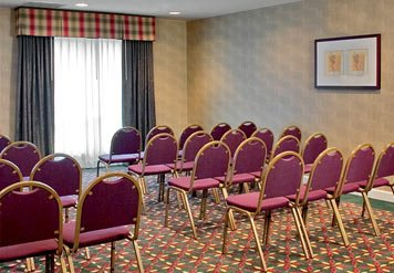 Our Meeting Room Will Help You Feel Productive While On The Road. 9 of 11