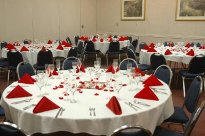 Banquet Rooms Available 5 of 9