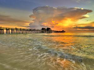 The Iconic Naples Pier. 15 of 20