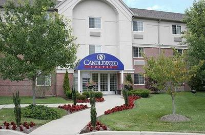Image of Candlewood Suites Louisville Airport