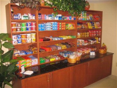 Grab Your Late Night Snacks In The Candlewood Cupboard 4 of 16