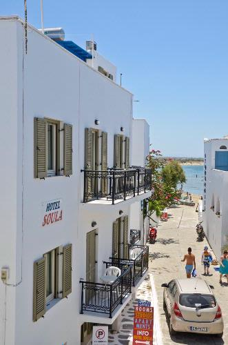 A1 Soula Naxos Hotel & Hostel 1 of 12