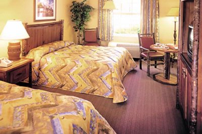 Buffalo Bill\'s Guest Room 4 of 16