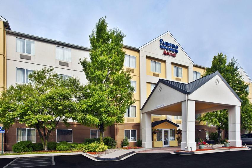 Image of Fairfield Inn & Suites Chicago Southeast