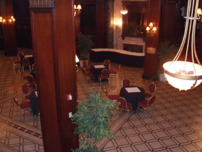 Historic Muehlebach Lobby 5 of 5