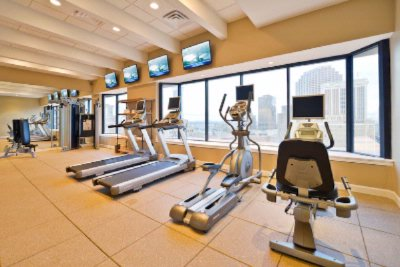 Fitness Center On 11th Floor 9 of 14